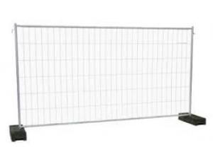 Mobīlie žogi 3,5 x 2 m, cena par 1m mēnesī